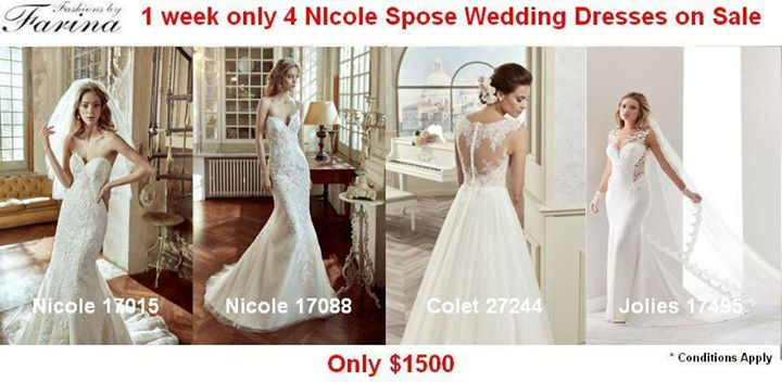 4979ee877b87 This week s Nicole Spose finds - Fashions by Farina