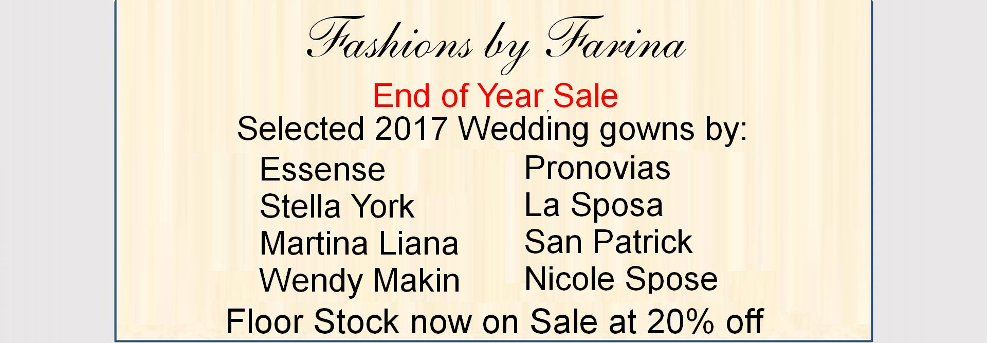 End-or-year-sale