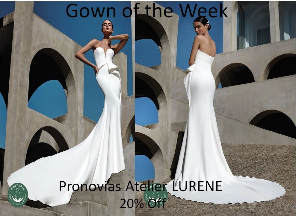 Gown of the Week - LURENE : 20% Off
