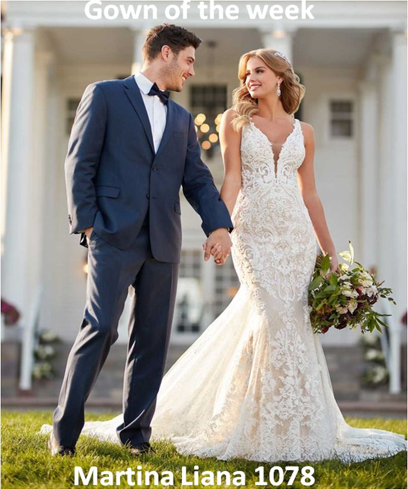 Martina Liana Gown of the Week