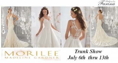 Morilee Trunk Show 190607