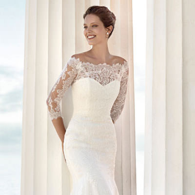 Convertible wedding dress australia lace