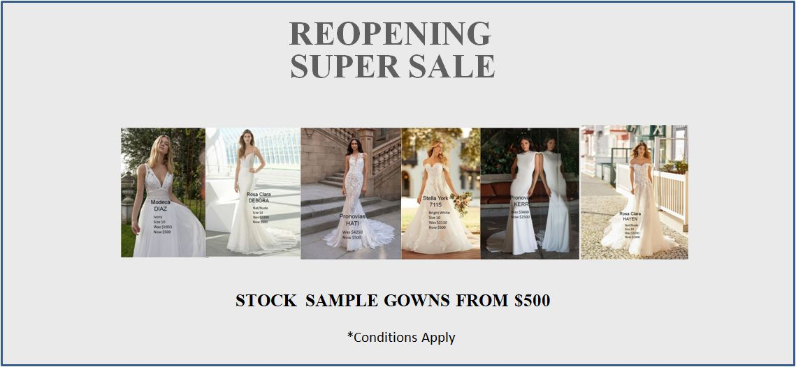 Reopening Supersale
